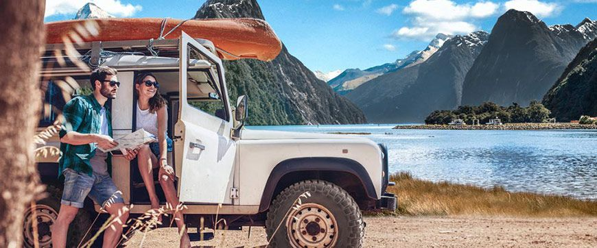 Camping & Wohnwagen Urlaub