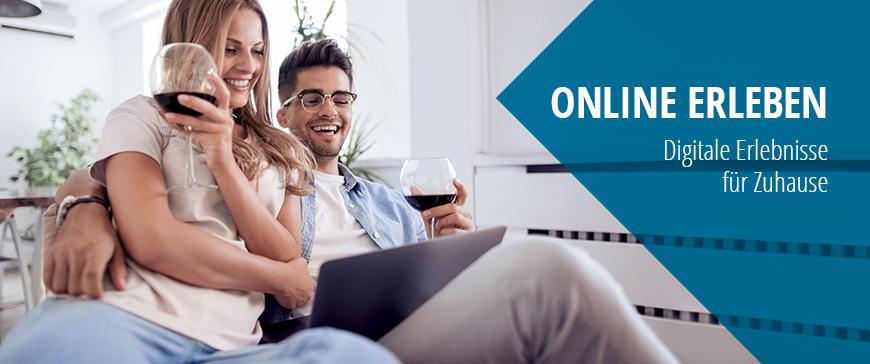 Digitale Erlebnisse für Zuhause