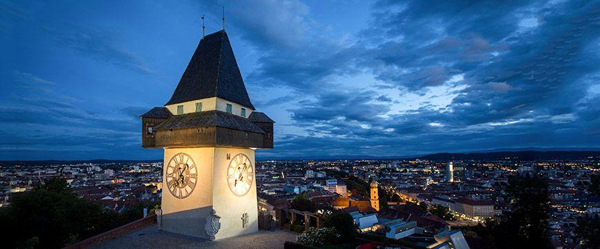 Erlebnisse Graz