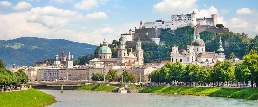 Erlebnisse Salzburg