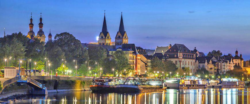 Erlebnisse Koblenz