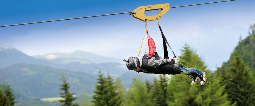 Flying Fox & Zipline
