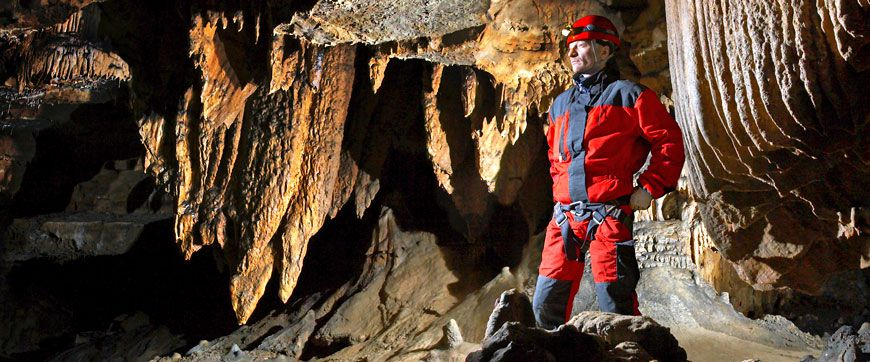 Höhlen Touren
