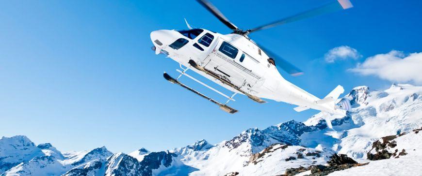 Hubschrauber & Helikopter Erlebnisse