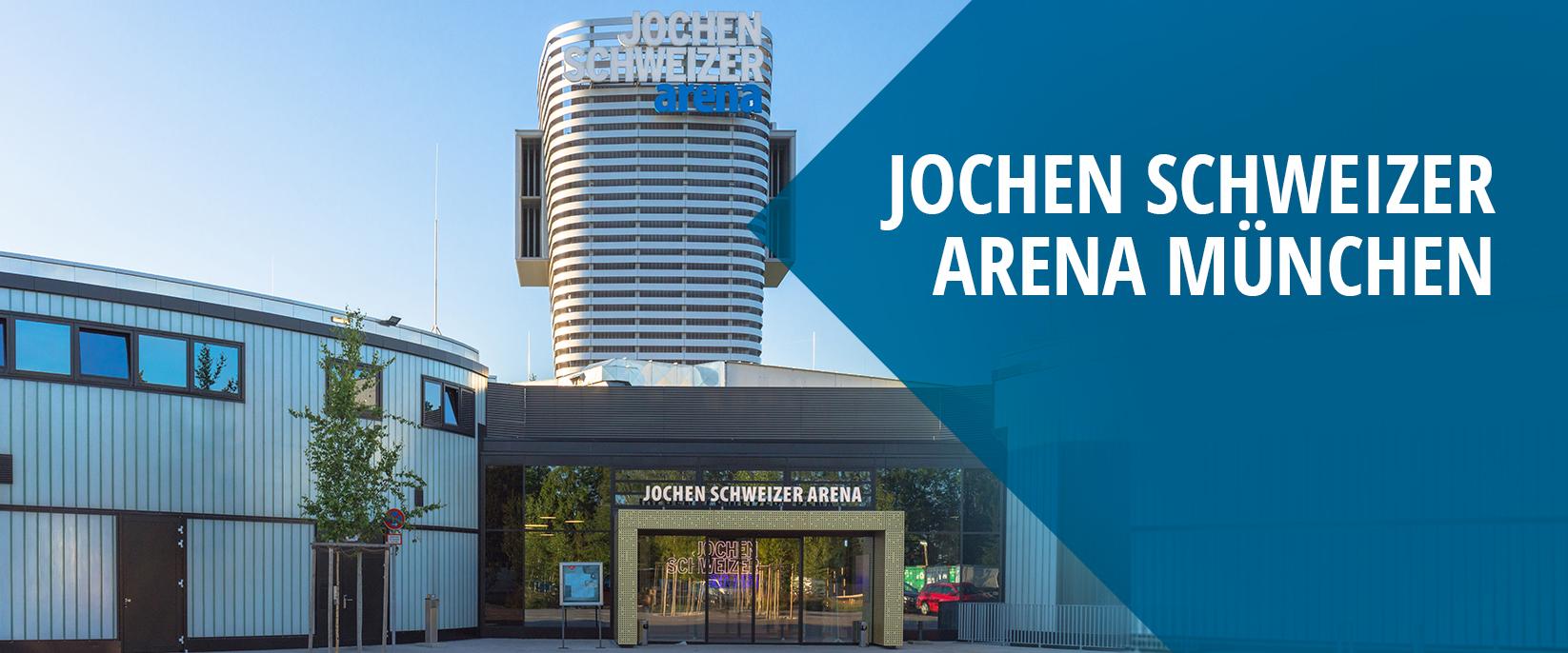 Erlebnisse in der Jochen Schweizer Arena München