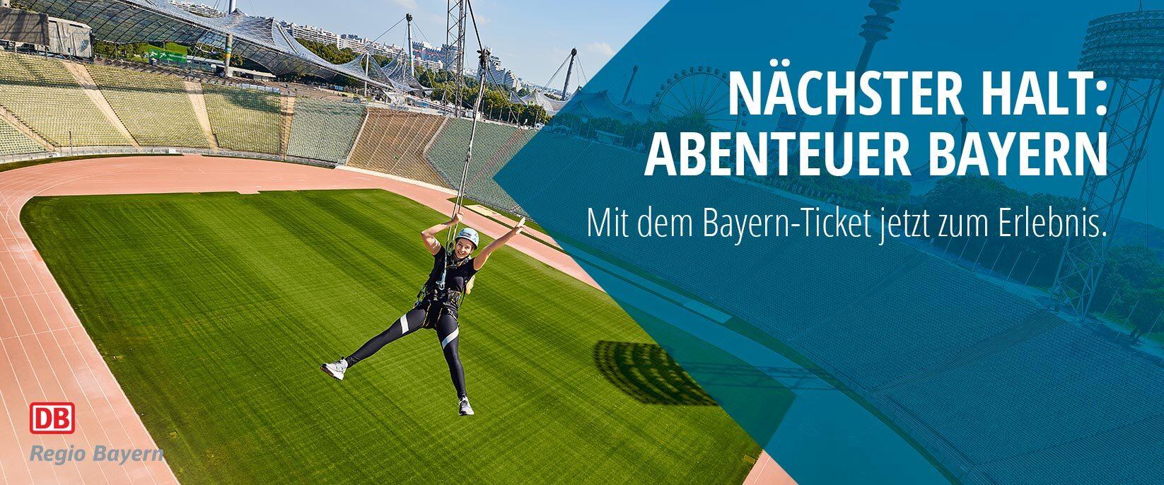 Erlebnistag in Bayern