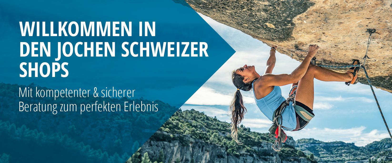 Jochen Schweizer Shops - Filialfinder