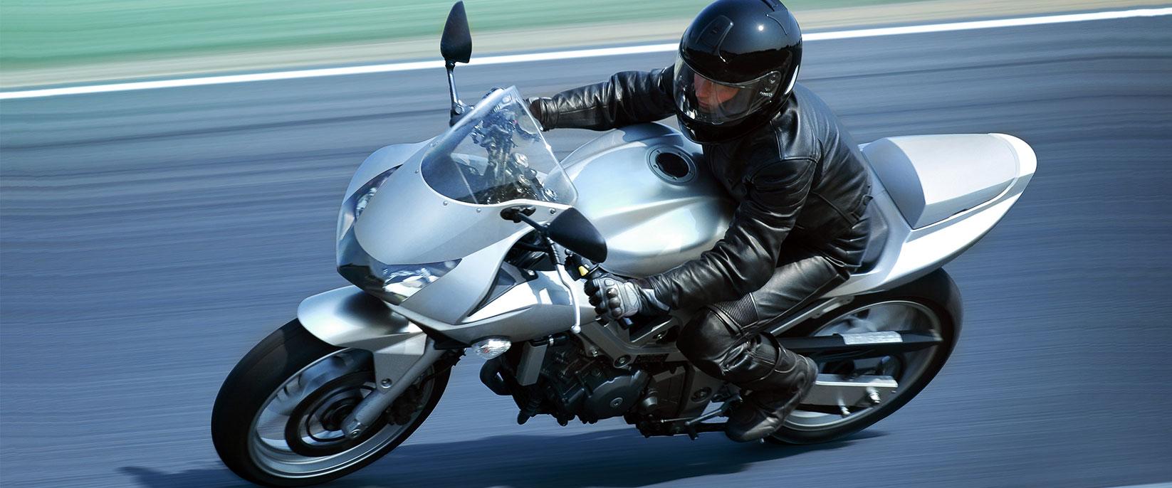 Motorräder fahren