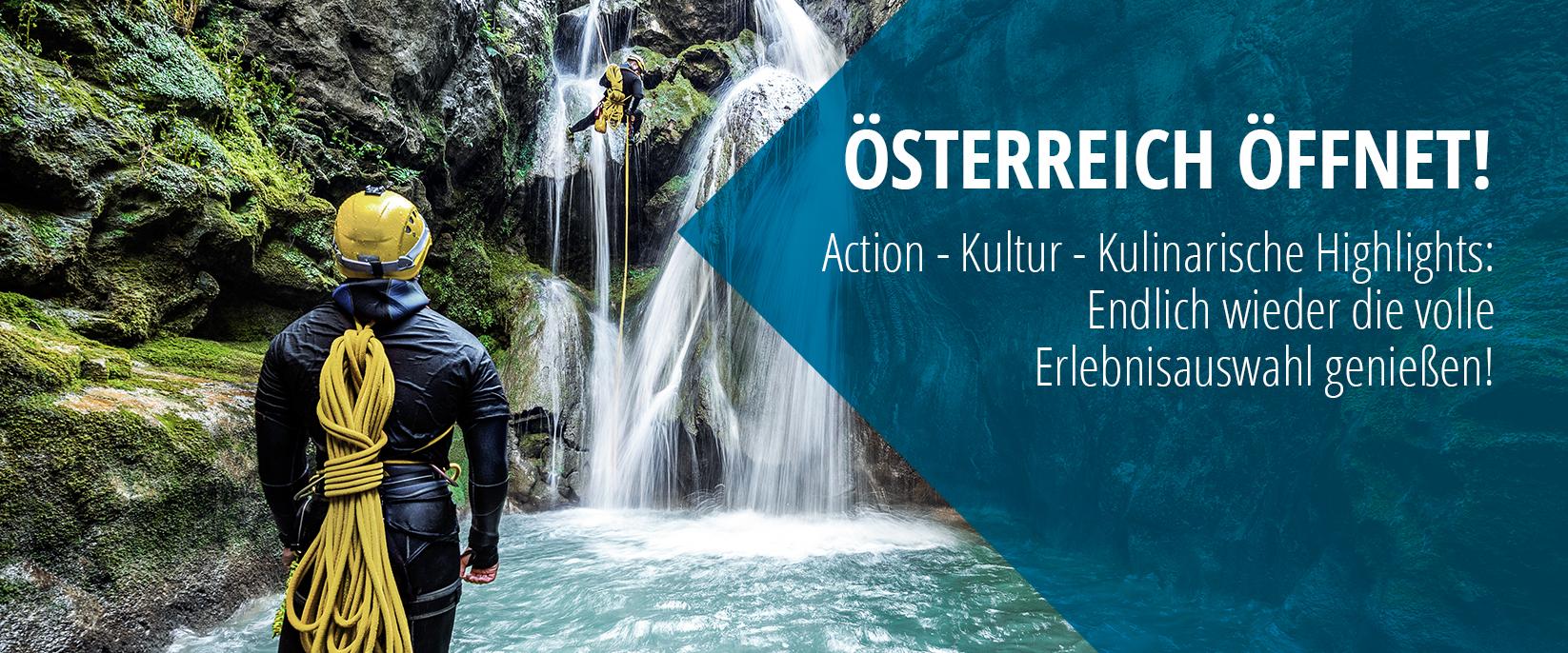 Erlebnisse Österreich