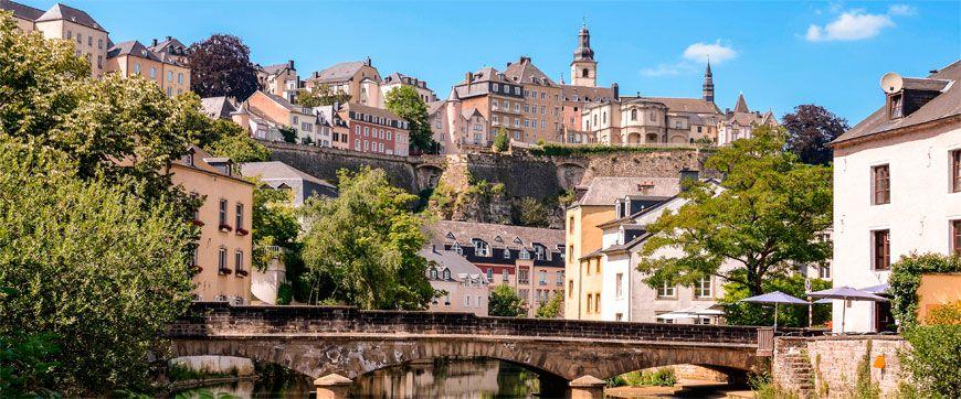 Luxemburg Städtereisen