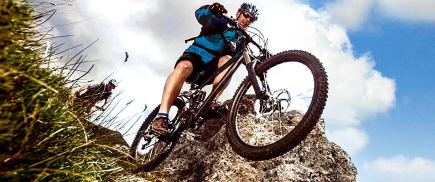 Mountainbike Erlebnisse