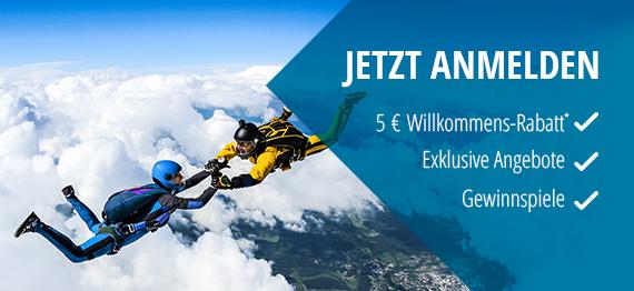 Der Jochen Schweizer Newsletter