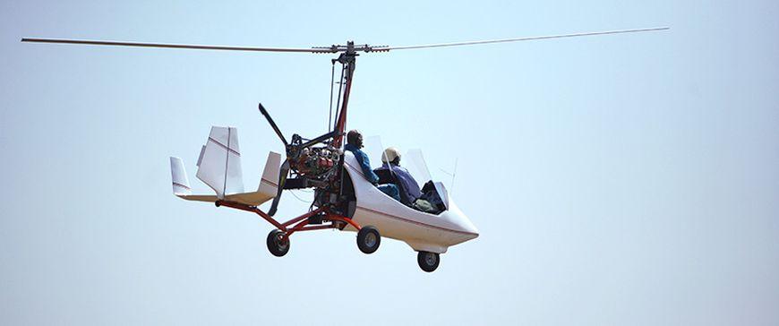 Tragschrauber & Gyrocopter