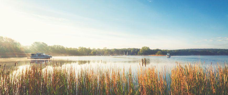 Kurzurlaub an der Mecklenburgischen Seenplatte