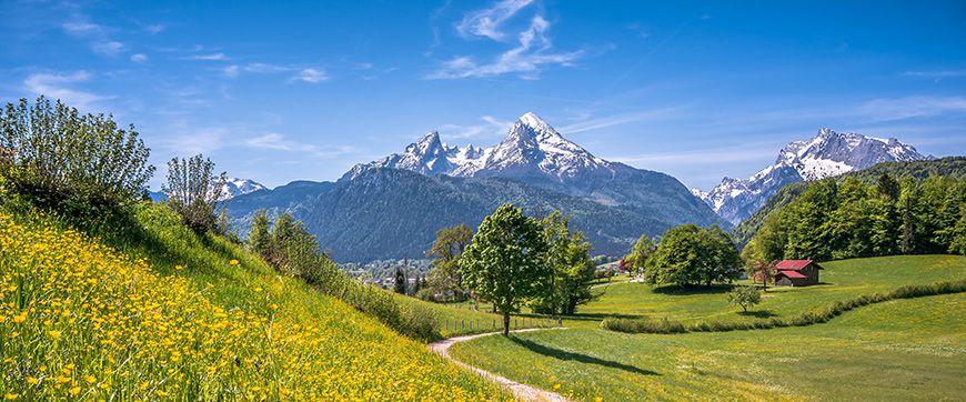 Kurzurlaub im Salzburger Land