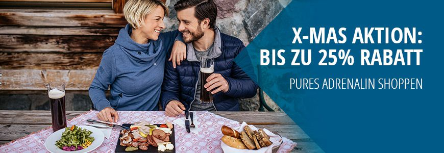 XMAS Aktion - Essen & Trinken
