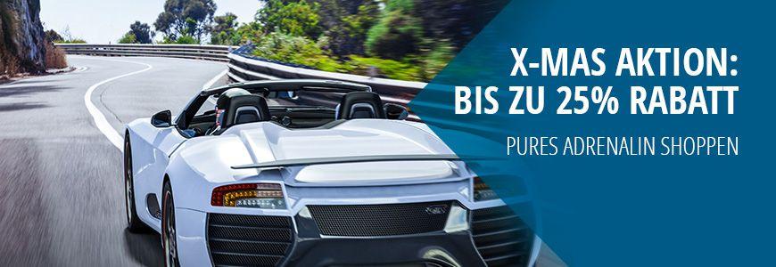 XMAS Aktion - Motorpower