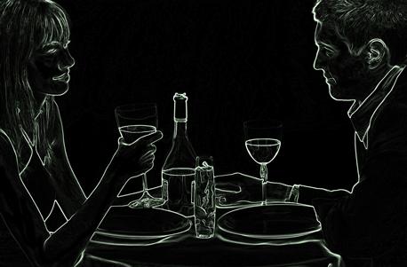 Dinner in the Dark für 2 bei Bamberg (Seßlach)