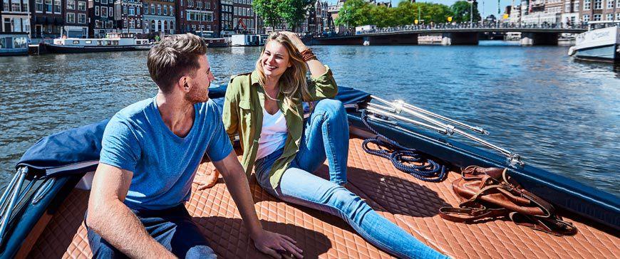 Erlebnisse Amsterdam