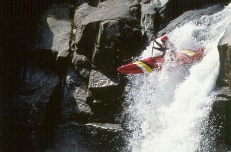 Korsika - Erstbefahrung des Travo (1988)