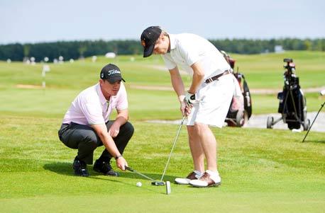 Golfkurse Golftraining und Minigolf - Tickets finden und buchen