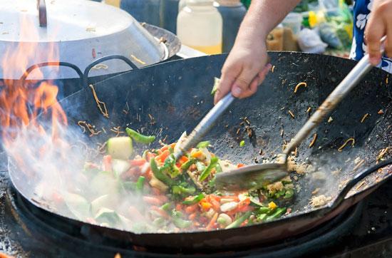 Asiatische Kochkurse - Tickets finden und buchen