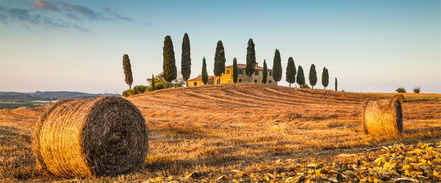 Kurzurlaub in Italien