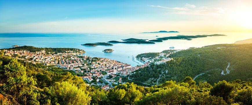 Kurzurlaub in Kroatien