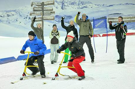 Snow biken - Tickets finden und buchen