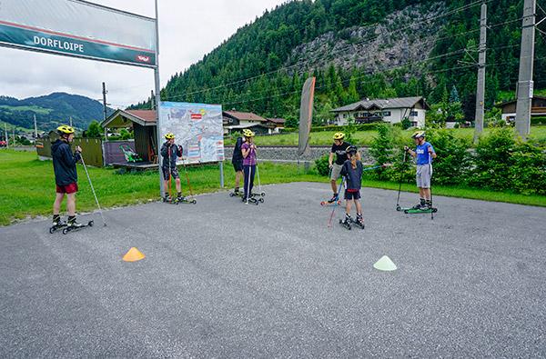 Sommer Biathlon in Hochfilzen (2 Tage)
