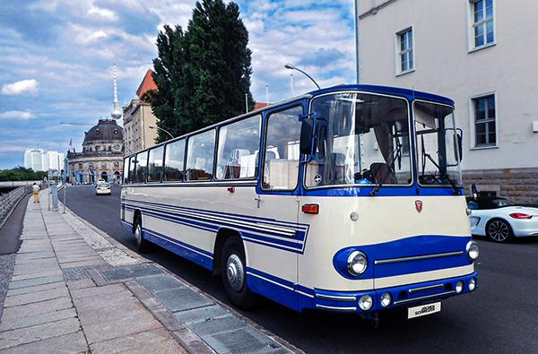 Busfahrt