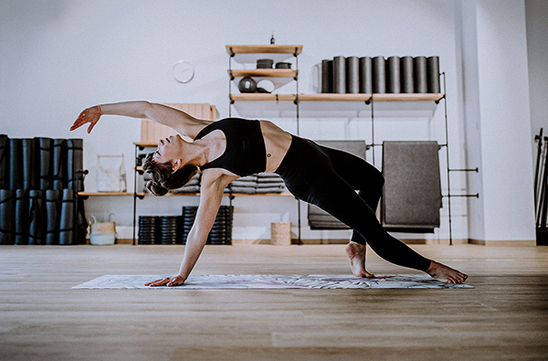 Candle Light Yin Yoga München (75 Min.)