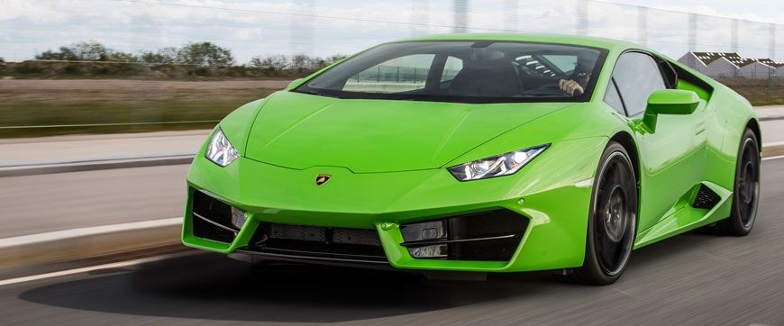 Lamborghini mieten Frankfurt